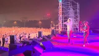 Binz Live Thơm Music Fest Hà Nội 2018 | Sao cũng được - NTDVH - Krazy - They Said