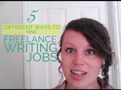 How to Become a Freelance Writer : How to Find Freelance Writing Jobs Online