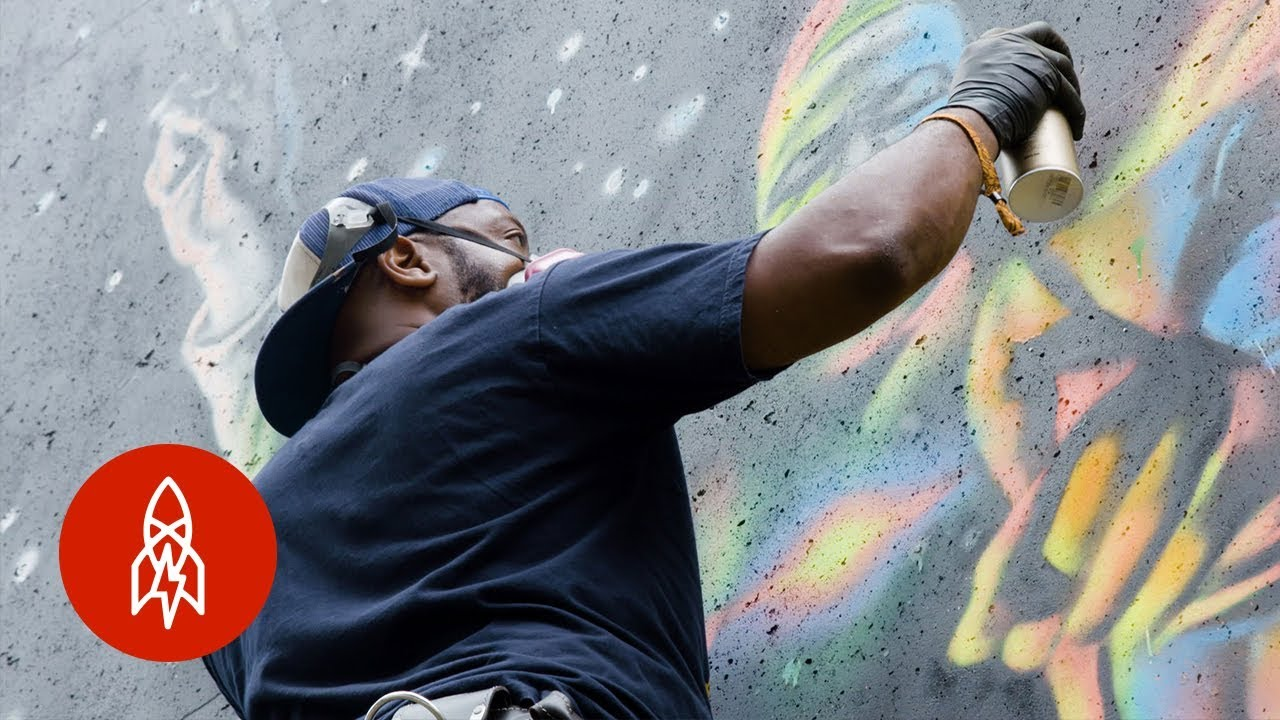 The Street Artist Bringing Civil Rights Icons to Life