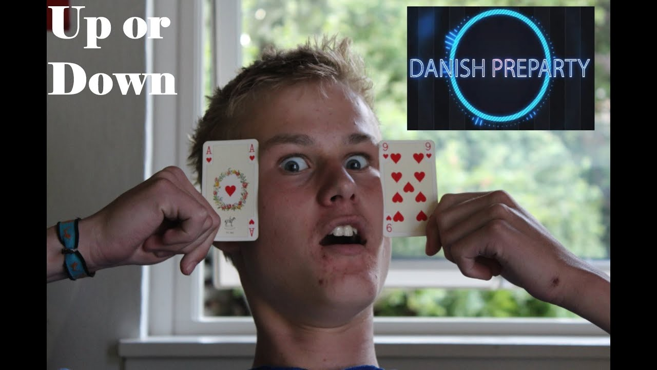 high low card game