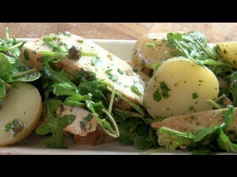 SALSA VERDE with ROAST CHICKEN  Nickos Kitchen  YouTube