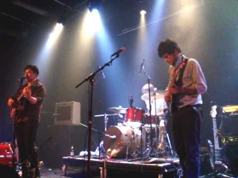Mumford & Sons : Whispers In The Dark : Komedia Brighton : 6 October 2009