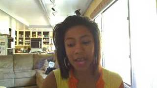 "Chenelle singing J Holiday ""Bed"" instrumental Hope You  Like!"
