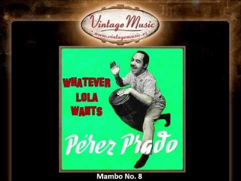 Perez Prado And His Orchestra -- Mambo No. 8 (VintageMusic.es)