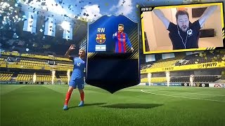 FIFA 17 - OMFG 98 TOTY MESSI IN A PACK!!! #FUT17