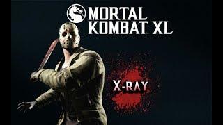 Mortal Kombat XL - Гайд: как сделать X-ray