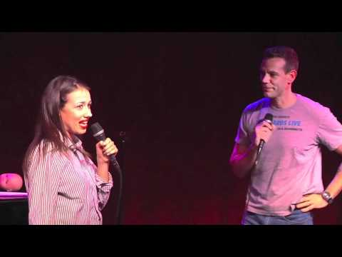 DUET WITH ADAM PASCAL!