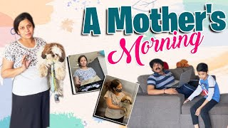 A Mother's Morning with Puppy | Weight management| Home remedies| tips| Vlog| Sushma Kiron