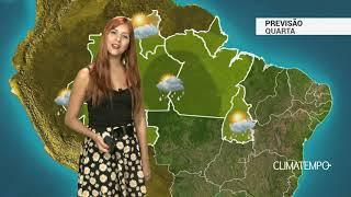 Previsão Norte - Ar abafado e temporais