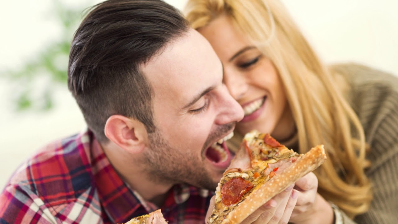 Study reveals why people like pizza