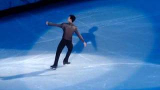 Repeat youtube video Patrick Chan, 2010 Vancouver Gala,