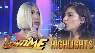It's Showtime Miss Q & A: Anne Curtis fails to appreciate Vice's beauty thumbnail