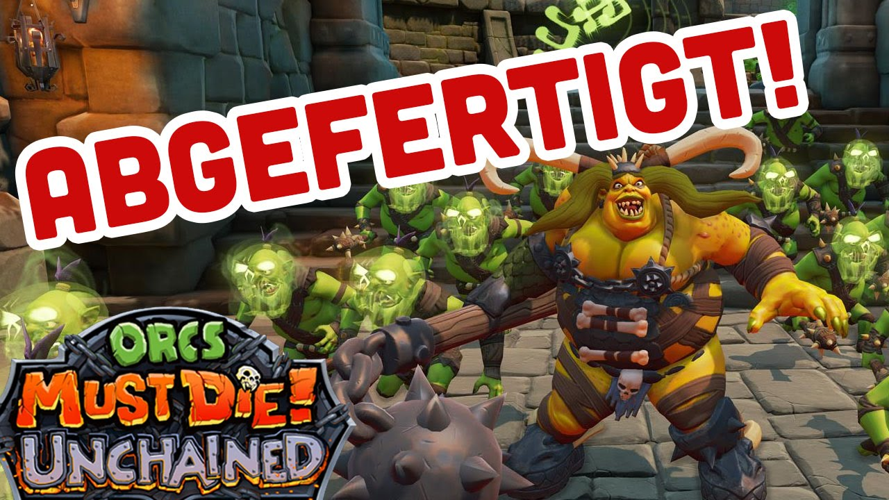 orcs must die unchained smolder guide