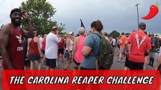 The Carolina Reaper Challenge  - Run and Ruck Highlights