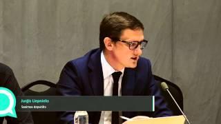 """Publiskās debates """"Vai Latvijai ir jāuzņem bēgļi?"""", 2.daļa diskusija"""