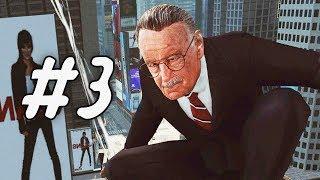Marvel's Spider-Man #3 | Stan Lee Cuối Cùng Đã Xuất Hiện Trong Game !!