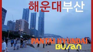 (47) PANTAI HYUNDAI    BUSAN -  south korea 2020