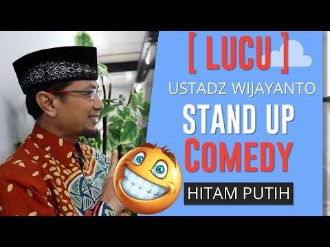 [ LUCU ] Ustadz wijayanto Stand up Comedy | Hitam Putih September 2017