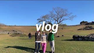 [vlog]제주도 가족여행 브이로그, 제주도 맛집 가기…