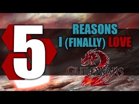 5 Reasons I Finally Love Guild Wars 2 - TheHiveLeader