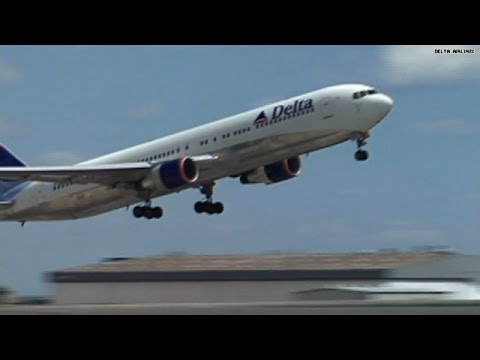 Friendly skies? Delta pilot's rant caught on audio - HLN  - _XykOv73g6s -