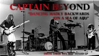 "CAPTAIN BEYOND ""Dancing Madly Backwards [On A Sea Of Air]"" (1972)"