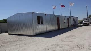 видео Сборная строительная система «Модули»