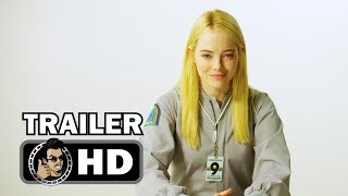 MANIAC Official Teaser Trailer (HD) Emma Stone, Jonah Hill Limited Series