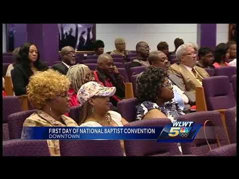 National Baptist Convention kicks off in Cincinnati