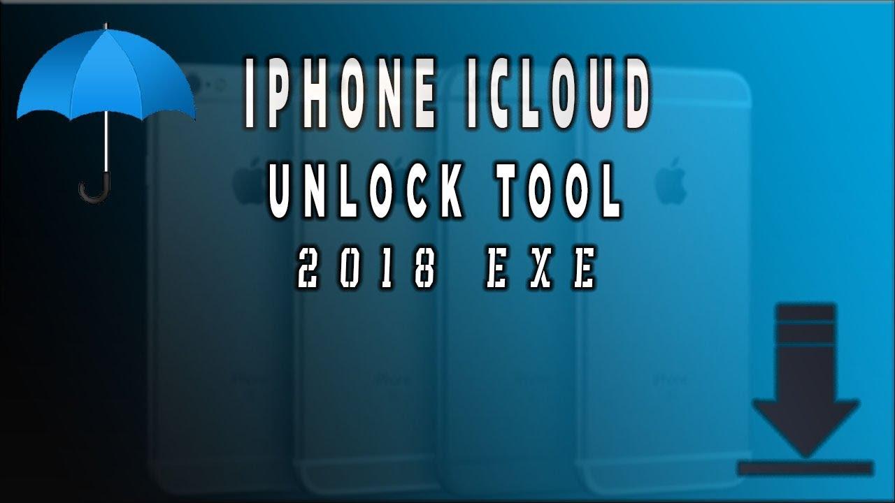 icloud unlock tool | 2018 exe tool | iphone icloud unlock bypass software