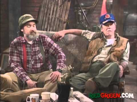 "The Red Green Show Ep 51 ""The Spawning Grounds"" (1993 Season)"