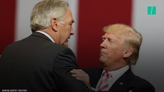 Trump Deletes Tweets After Luther Strange Loses In Alabama