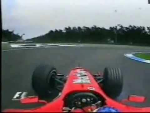 "Michael Schumacher at his best -""That was a stunner""!"