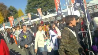 今回は、湘南乃風ライブの前の風景をとってみました!!