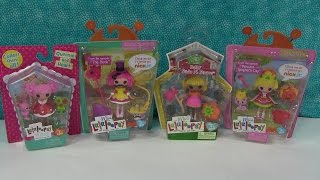 Lalaloopsy Minis Queenie Baley Crumbs Jewel Unboxing Doll Toy Review