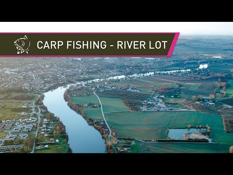 Carp Fishing in Paradise - The River Lot
