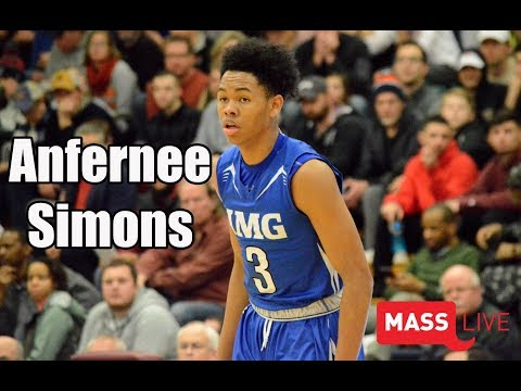 NBA Draft 2018: Anfernee Simons, likely first-round PG selection, will skip college for NBA