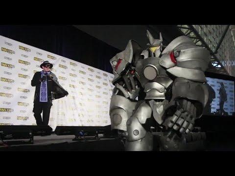 Boston Comic Con 2017 Costume Contest