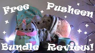 Free Pusheen Black Friday Bundle Subscription Box Review!