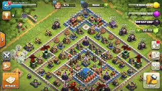 Max queen vs Th12 Max defence