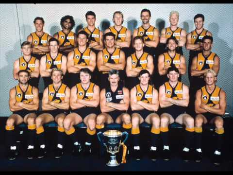 West Coast Eagles Theme Song In The Olden Days