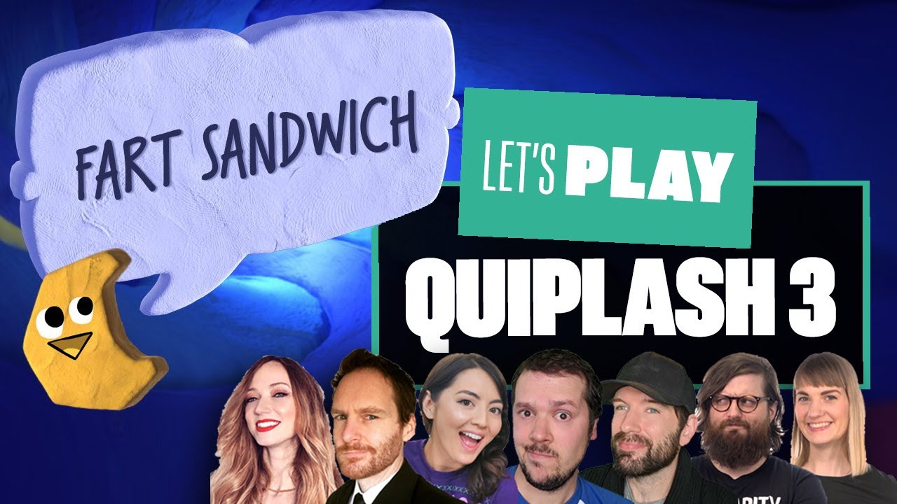 Download Let's Play Quiplash 3 (Try Not To Do A Swear!) - Eurogamer vs Outside Xbox vs Dicebreaker