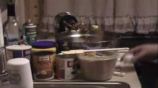 Gingersnap Pumpkin Pie & Homemade Whipped Cream