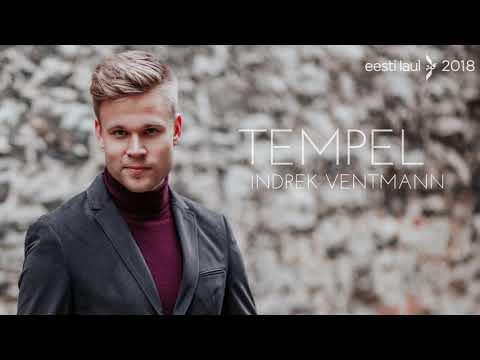Indrek Ventmann - Tempel (Eesti Laul 2018)