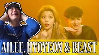 Reacting to my old KOREAN TV Appearances w/ Ailee, Hyoyeon & Beast   EPISODE 2