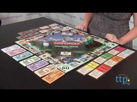 Monopoly: National Parks Edition from USAopoly