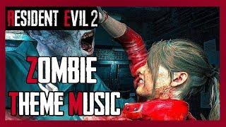 RESIDENT EVIL 2 REMAKE - ZOMBIE ALERT THEME MUSIC