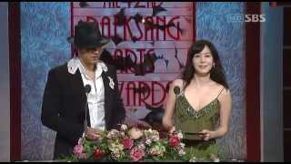 So Ji Sub @42nd Baeksang Arts Awards (2006.04.14)