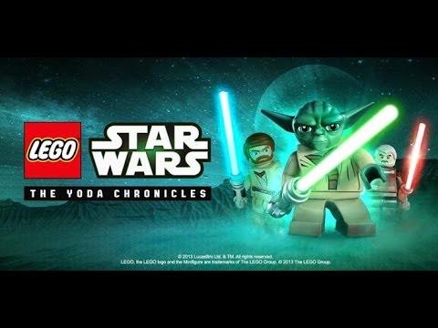 Играем в Lego Star Wars Android вместе с Begom.Скачать!