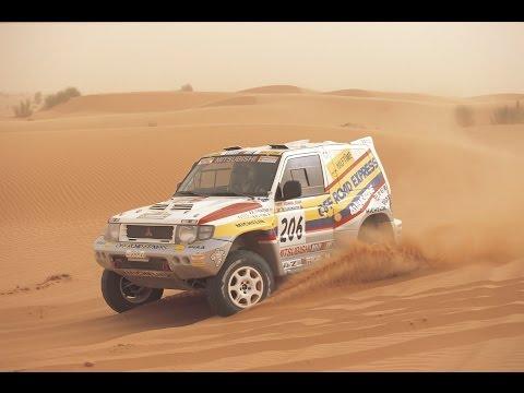 """""""Paris - Granada - Dakar"""" 1998"""